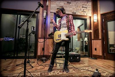 In Studio: Hunter Sharpe