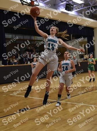 St. Edmond Vs Southeast Valley Girls Basketball