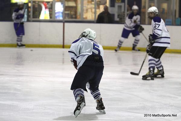 Palmer Vs. Chugiak JV 11-12-2010