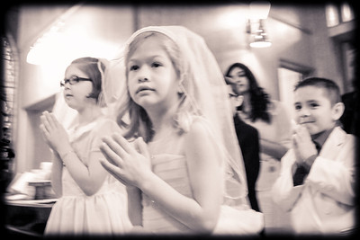 2013 First Communion