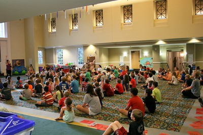 2018 Vacation Bible School Day #2