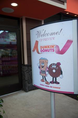Dunkin Donuts Honolulu