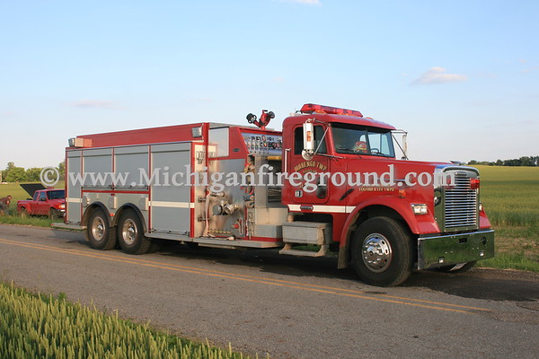 Marengo Township, Michigan, Fire Department