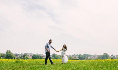 Tom & Erin Engagement Shoot