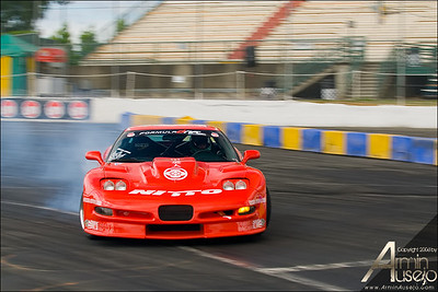 Formula D 2008