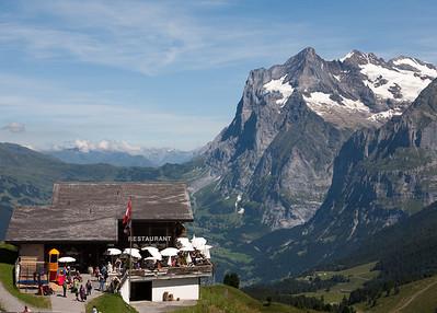 Switzerland Trip, August 2013