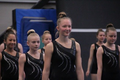 HGF Gymnastik Galla 2016