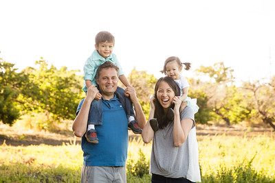 W Chien Family Spring 2016 Mini-Session