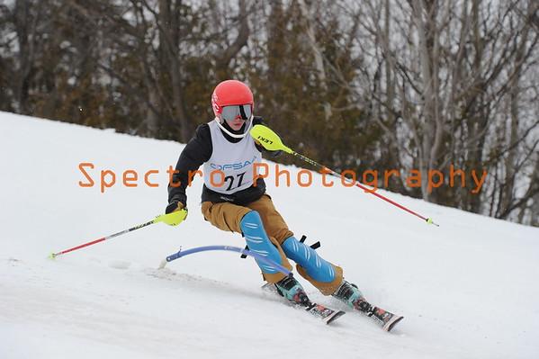 2016 Level I Girls Slalom