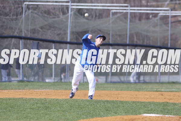 Monticello vs. Burke Baseball