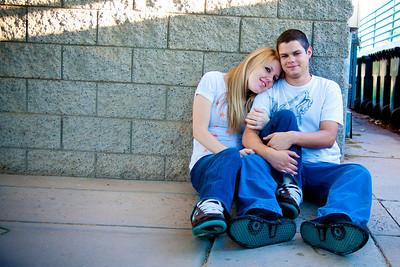Kelly and Josh