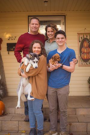 11-2018 Batson Family Photos