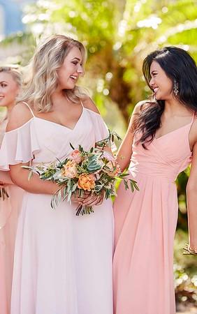*in stock* Plus Size Bridesmaids