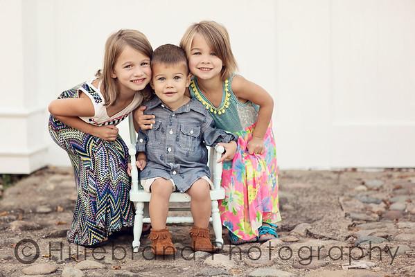 Nina, Alexa & Leo