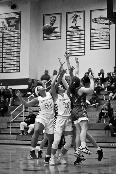 Varsity Girls vs Mehlville 12/12/19 Win