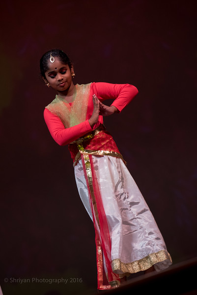 Srishti Dance Event 2016