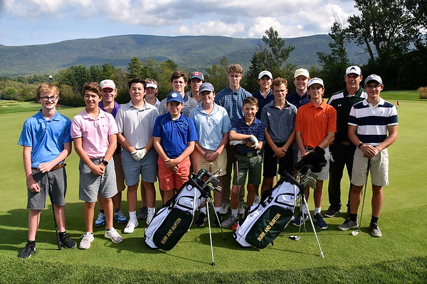 Meet The BBA Varsity Boys Golf Team photos by Gary Baker
