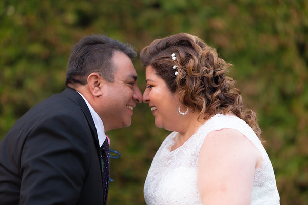 Lely & Luis Wedding