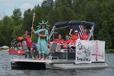 Deer Lake Flotilla 2016