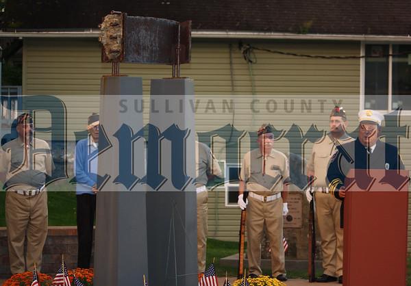 Highland 9.11 Ceremony