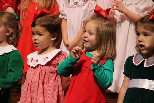 Little Hearts Christmas Program (12.7.16)