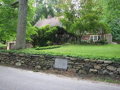 Gilbert House Site