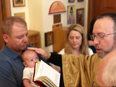 Vladimir's Baptism