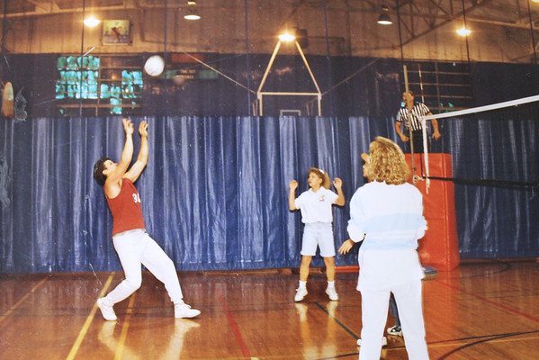 1993 State Volleyball Tournament