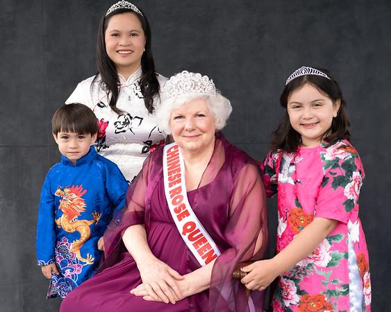 Sao Cohen Family Photos with Colleen