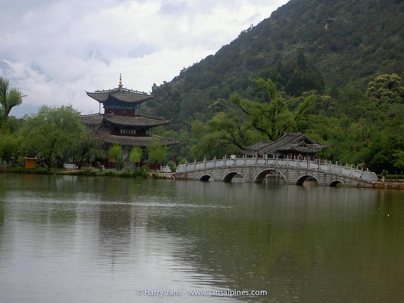Black Dragon Pool Park