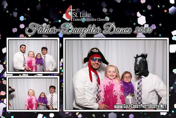 St Luke's Father Daughter Dance 2020