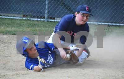 Stafford LL Dodgers vs. Red Sox 052615