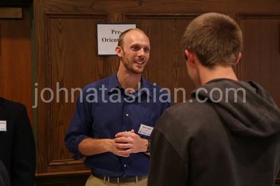 Trinity College - Freshman & Parent Orientation - June 12, 2013