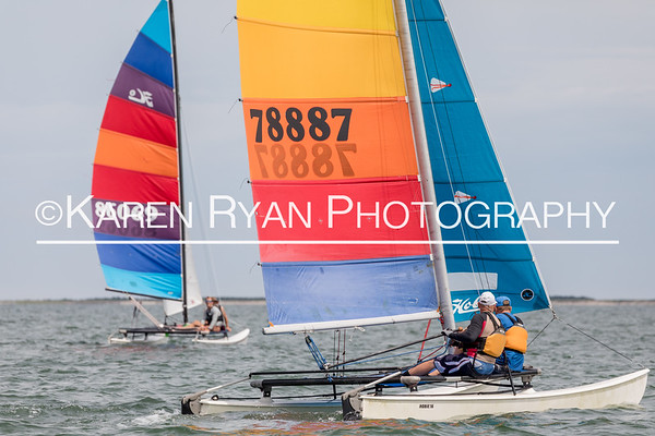 Hobie & Laser Nantucket 2018