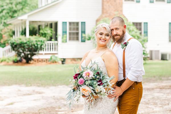 Kel + Rebecca | SC Wedding