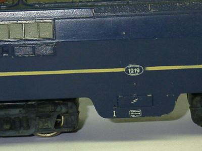 Märklin NS 1200