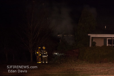 11/28/2017, Dwelling, Lawrence Twp. Cumberland County NJ, 1026 Ramah Rd.