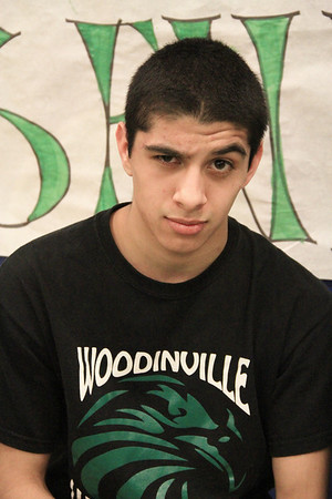 Jan 25 Senior Night - Inglemoor @ Woodinville
