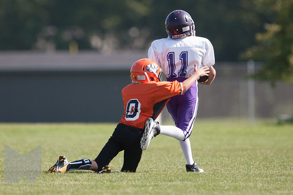 Winnebago Jr Tackle Football