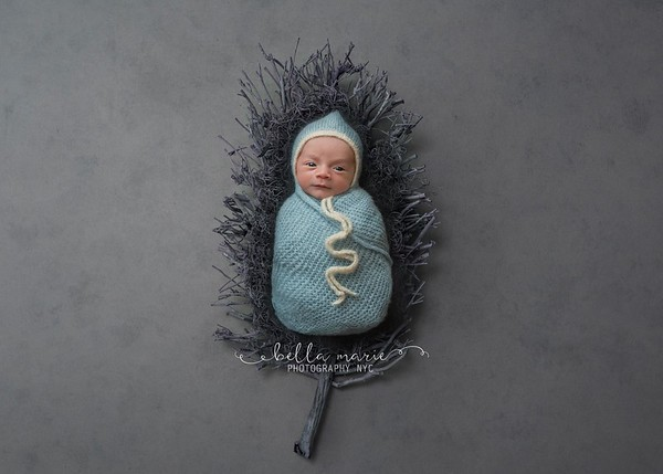 Baby Michael's Newborn Session