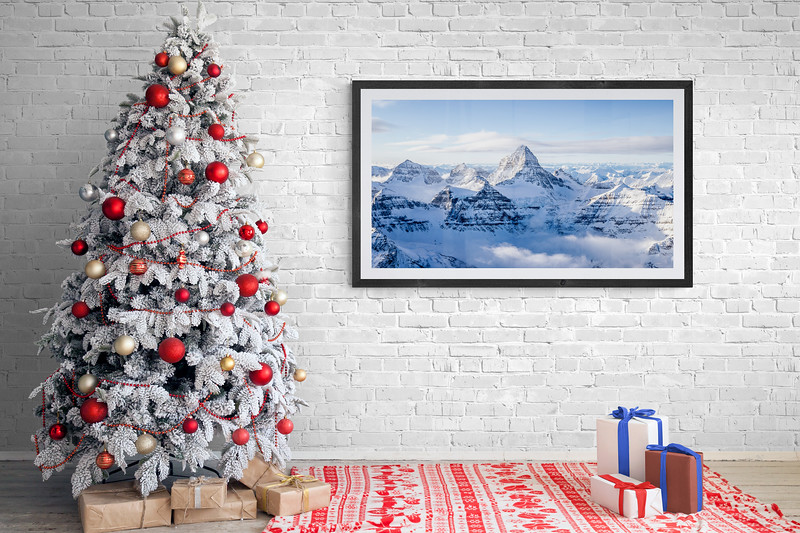 White_Christmas_tree_in_rustic_living_room.jpg