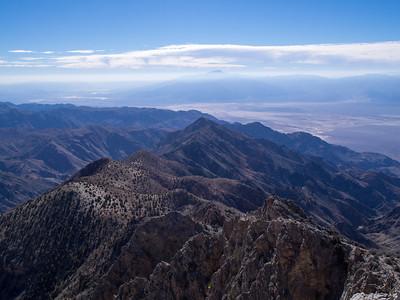Mount Palmer  - Grapevine Mtns   11.09.13