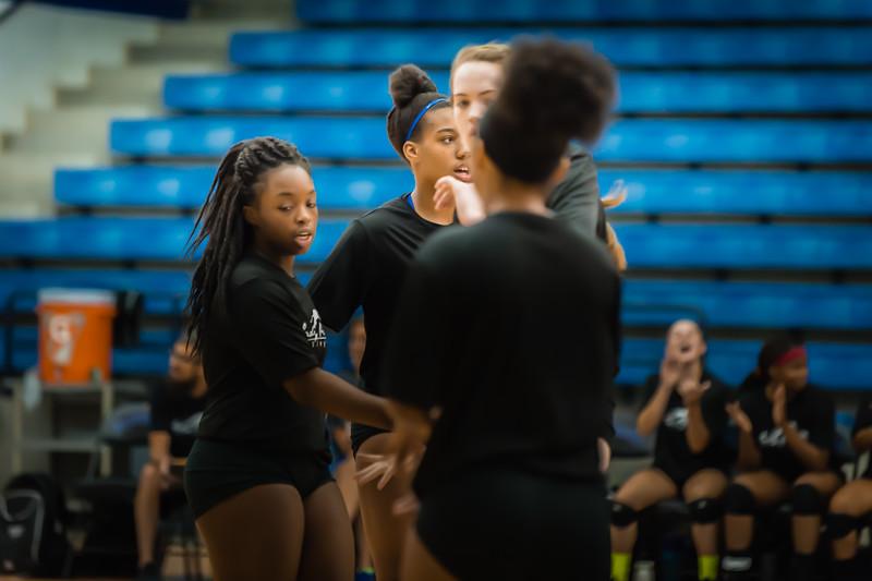 Volleyball, 2015, 08-07-15, NCHS, Denton, Varsity,