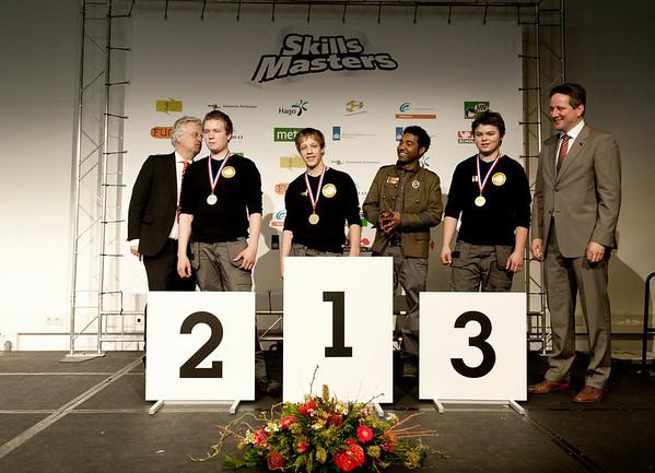 Skills Masters 2011