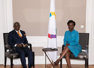 M. Albert Yuma Mulimbi, Chef du patronat de la RDC