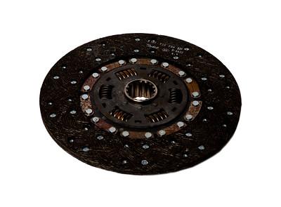 SAME ANTARES SILVER 100 DEUTZ AGROPLUS 13 INCH 24T ORGANIC CLUTCH DISC (OEM 3330117300 333021510 333018610 333021510)