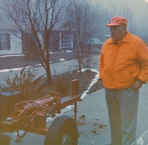 1979 Gary's New Log Splitter