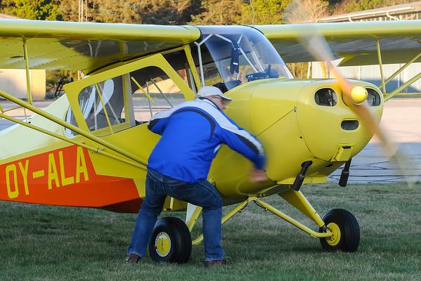 OY-ALA - Aeronca 7AC Champion
