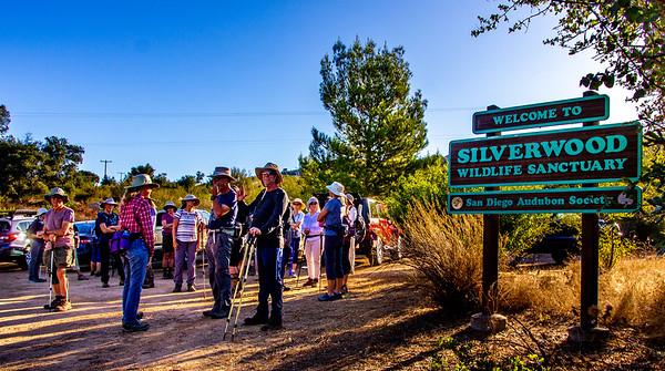 Hike - Silverwood Wildlife Sanctuary - Oct 16, 2019