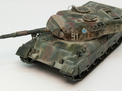 1/72 Leopard 1 A4 ( Canadian Armed Forces)
